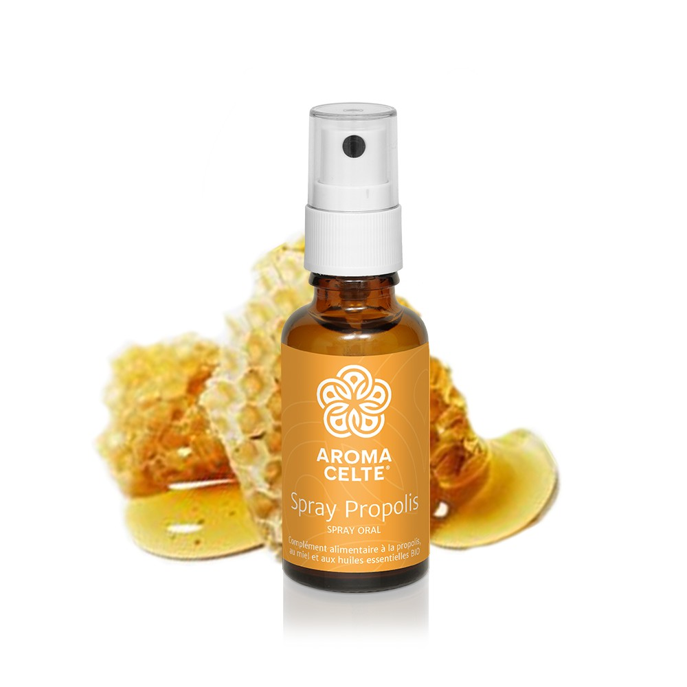 Propolis  and Essential Oil spray